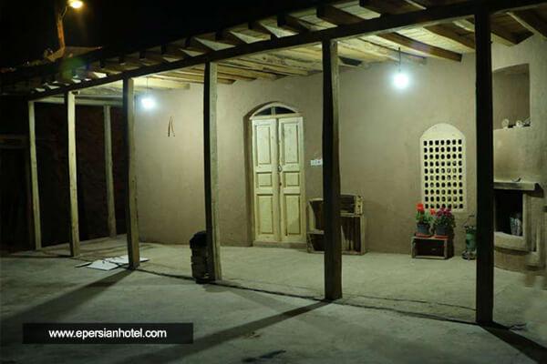 هتل اقامتگاه بومگردی آناده قزوین