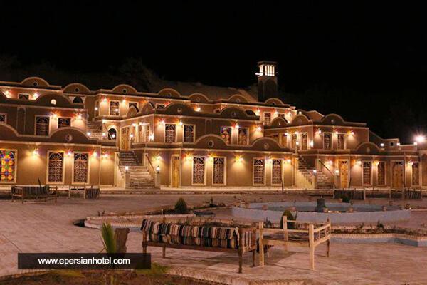 هتل یلو کاشان